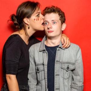 Manon Menin &Lucas Bottini